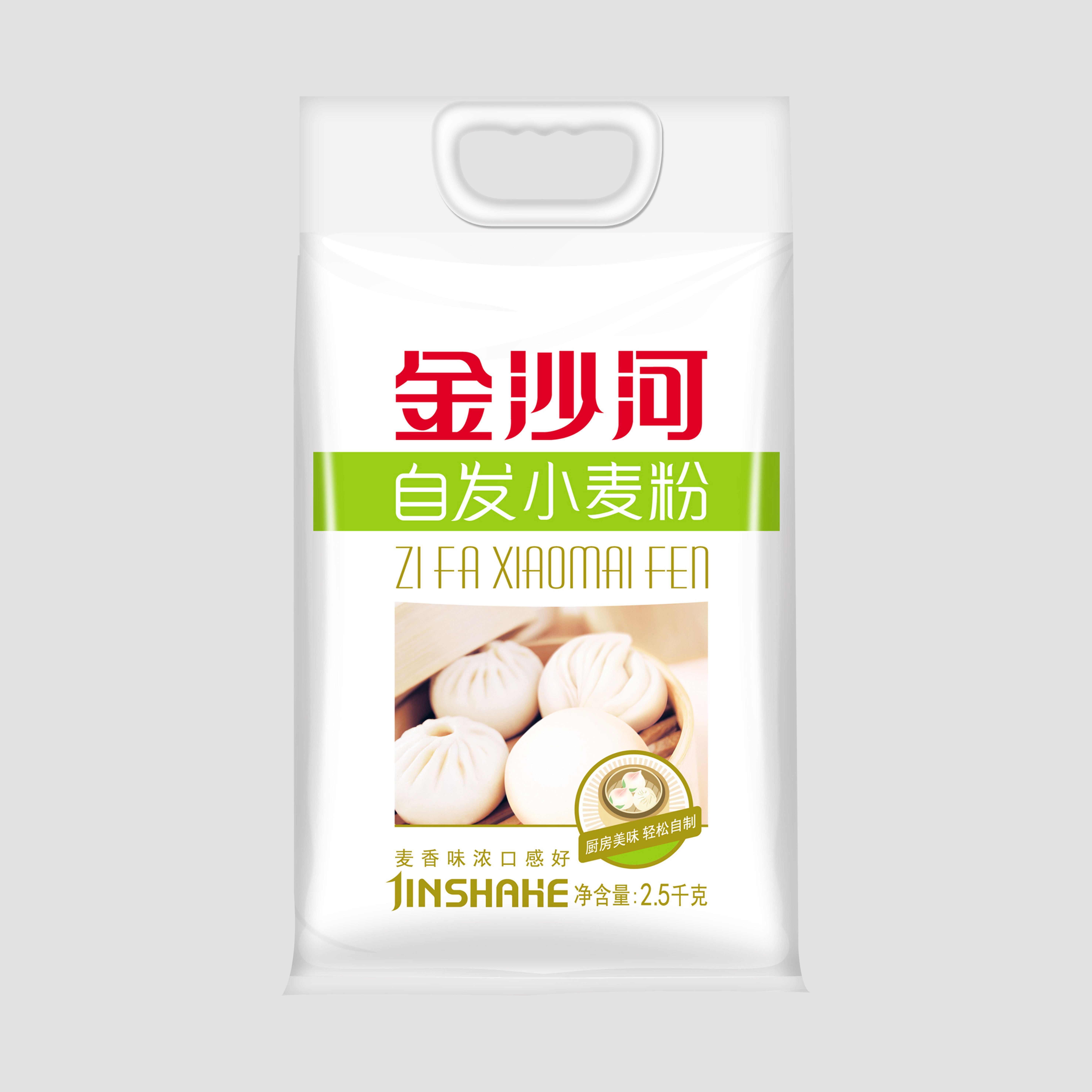 自发小麦粉